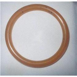 Bakelite Spacer Bangle Butterscotch / Black #2376034