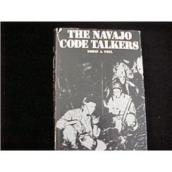 "Book: ""The Navajo Code Talkers"" by Doris A. #2376154"