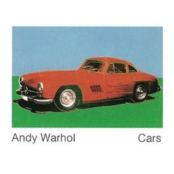 Andy Warhol 300 Sl Coupe, 1954 #2376261
