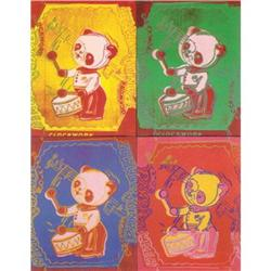 Andy Warhol Four Pandas-small #2376275
