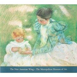 Mary Cassatt Mother Playing with her Child#2376336