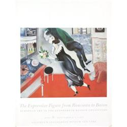 Marc Chagall The Expressive Figure, 1986 Offset#2376346