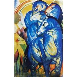 Franz Marc Group of Horses #2376423