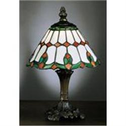 NEW GLASS BED LAMP / RED GREEN #2376677