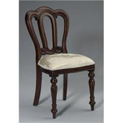 DOLL HOUSE BROCADE CHAIR / NEW #2377196