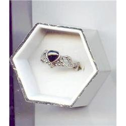 SALE Black Onyx Ring Sterling #2377287