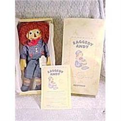 Applause Limited Edition Raggedy Andy Molly-E #2377468