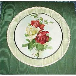 Print of roses displayed in custom frame #2377599
