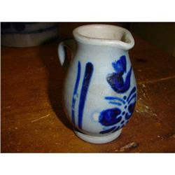 French jug pitcher from Alsace, circa 1920 #2377622
