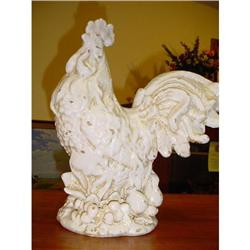 Large ceramic rooster #2377631