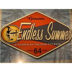 Genuine Endless SummerTin Sign mkd! #2377635