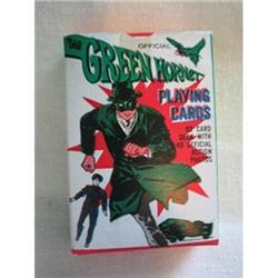Green Hornet Playing Cards-1966 #2377870