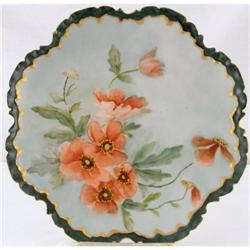 Plate. Hand painted Rosenthal c1900 #2377940