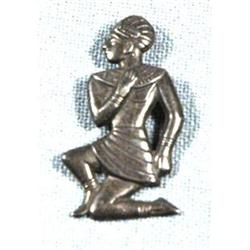 Sterling Silver Egyptian Pendent  #2378090