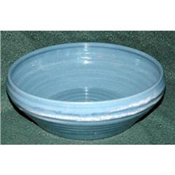 Bruning Pottery Seattle,  Large Coiled  Bowl  #2378181