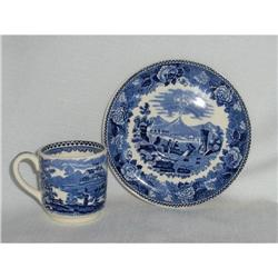Wedgwood Demitasse Cup and Saucer #2378301