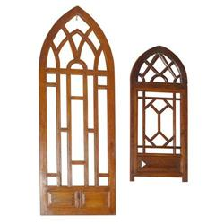 Gothic Revival Window Frames #2392835