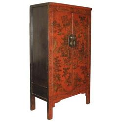 Pair of Chinese Cabinets 19 th century #2392837