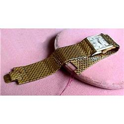 Le COULTRE Wriswatch 14k Watch 14kt Gold  #2393318