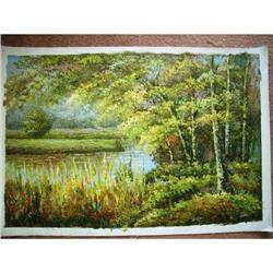 chinese oil painting #2379858