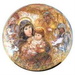 Adoration of The Shepards  porcelain plate #2379903