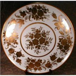 FRENCH Charger TRAY Lots of Gold - LARGE #2380107