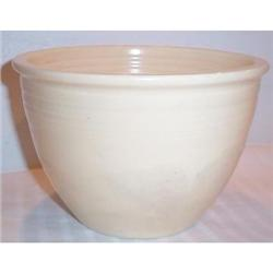 Vintage Fiesta Ivory Color #3 Mixing Bowl #2380124