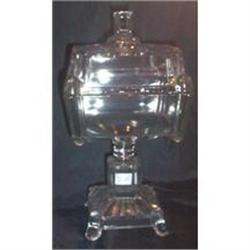 Ripleys Large Footed EAPG Covered Compote #2380134
