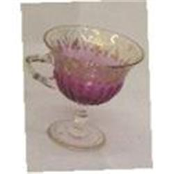 Moser footed Cup #2380160