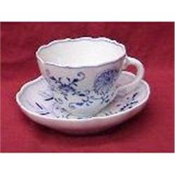 Meissen hot chocolate cup& saucer (coffee) #2380167