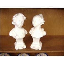 Italian Figures of a boy & Girl #2380179