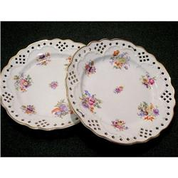 Pair of Roesler Plates #2380181