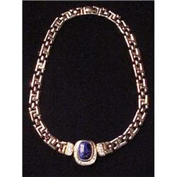Costume jewelry necklace from the estate of #2380212