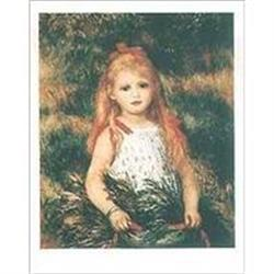 Renoir, Girl with a Sheaf of Corn, Giclee #2380218