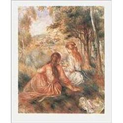Renoir, In the Medow, Numbered Limited #2380219