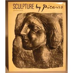 1972 Sculpture by Picasso with a Complete #2380223