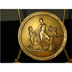 Icon Goldtone from Europe Figural! #2380237