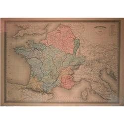 Dufour Gaule Ancient  Western Europe- Italy #2378569