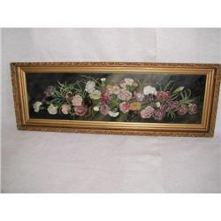 Oil On Canvas Signed Yard Long C.1920 #2378585