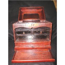 Chinese Official's Wax Seal Box C.1820 #2378592