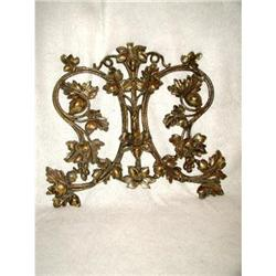 Brass Wall Hanging England 19th C #2378600