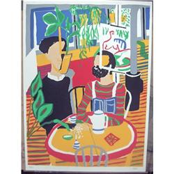 Seymour Segal Limited Edition Serigraph #2378757