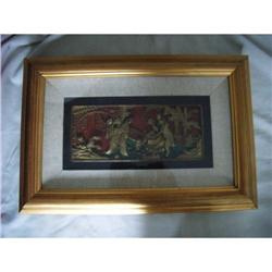 chinese wood carving #2378775