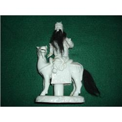 Chinese statue on horse #2379113