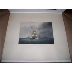 Henry Papprill Maritime Aquatint Engraving #2379446