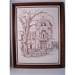 Weatherly Pen & Ink- signed,dated & numbered #2379452