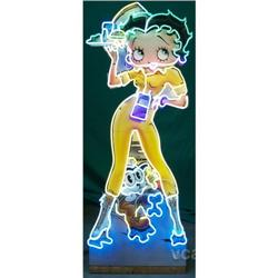 Betty Boop Neon Waitress 68  Tall