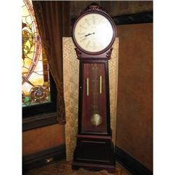 """Daniel Dakota"" Quartz grandfather clock"