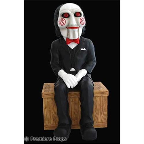Saw Movies Images Image 1 Saw Jigsaw Puppet
