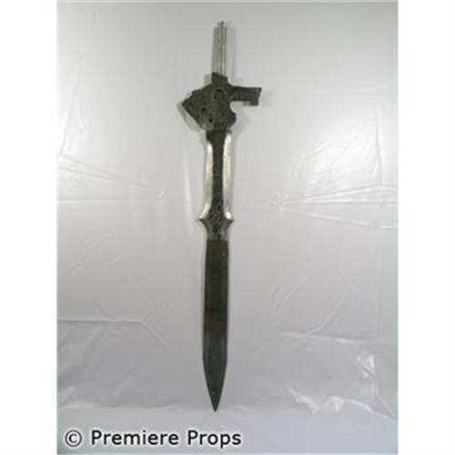 Movie prop swords